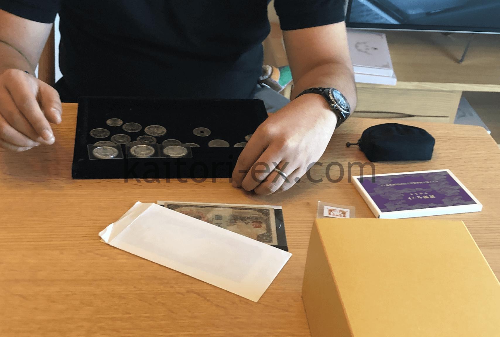 ピース(PIECE)の古銭買取の口コミ評判